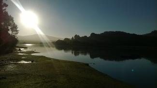 Campiezo River, Isla
