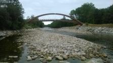 River Saja, Cabezón de la Sal