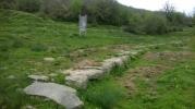 Roman road, La Quintana