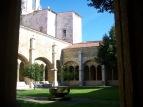Santander Cathedral Cloister