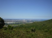 View to Santander from Cabárceno