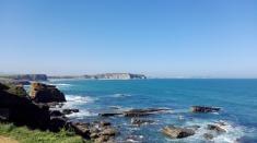 Santander from Galizano