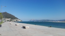 Santoña Seafront with views to Laredo