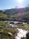High Saja valley
