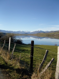 Ebro Reservoir, Orzales