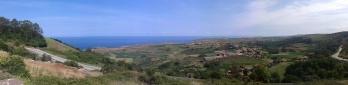 Ubiarco Coastline