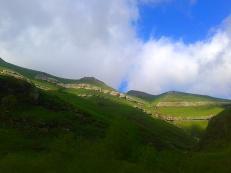 Pas Mountains
