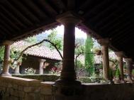 Cloister, San Martin de Elines