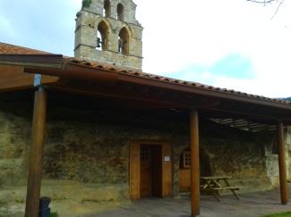 Rock church, Santa Maria de Valverde