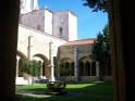 Cloister, Santander cathedral