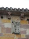 Romanesque church, Yermo