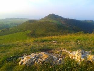 View to El Tolio from La Picota