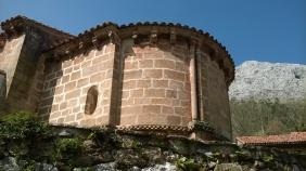 Romanesque corbels, Lafuente