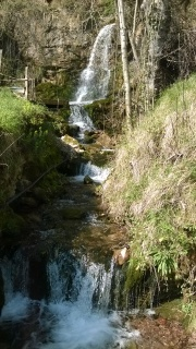 Waterfalls in Lafuente